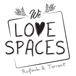 We Love Spaces Logo retina